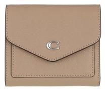 Portemonnaie Crossgrain Leather Wyn Small Wallet