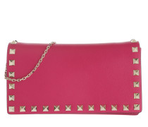 Rockstud Pochette On A Chain Disco  Tasche
