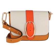 Umhängetasche Sac Iris Epaule Crossbody Bag Multicolor Orange