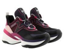 Sneakers Olympia Trainer Dark Iris