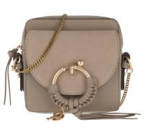 Umhängetasche Joan Camera Bag Leather Motty Grey
