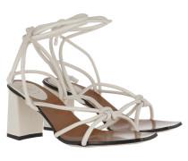 Sandalen High Heel Sandal Ice White