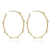 Ohrringe Punk Oversized Hoops