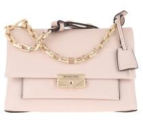 Satchel Bag Cece Medium Chain Shoulder Soft Pink