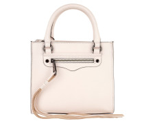 Side Zip Mini Regan Tote Soft Blush