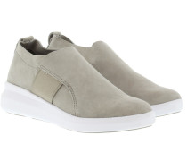 Taye Elastic Strap Slip On Clay Sneakerss beige