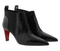 Boots Tchakaboot Ankle Boot Calfskin Black