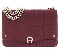 Umhängetasche Diadora Crossbody Bag Burgundy