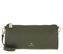 Ivy Clutch Olive Green