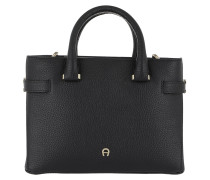 Roma Bag S Black Tote