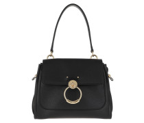 Satchel Bag Tess Day Small Crossbody Leather Black