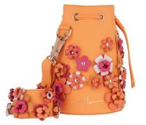 Kasper Flower Bucket Bag Light Beuteltasche