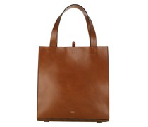 Tote Hope Shopping Bag Antique Wood