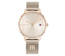 Uhr Tea Watch Rose Gold