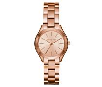 Armbanduhr - Ladies Slim Runway Watch Rosegold