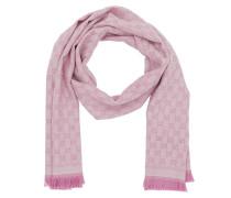 New Sten Scarf Ivory Pink Schal
