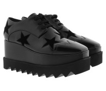 Elyse Platform Shoes Black/Ebony Schuhe