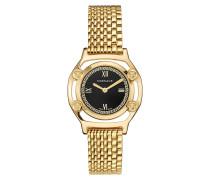 Uhr Medusa Frame Watch Black
