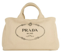 Tasche - Canapa Shopping Bag Corda - in beige