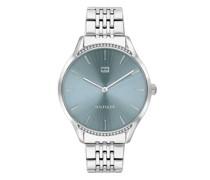 Uhr Women Quartz Watch Gray