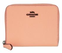Portemonnaie Crossgrain Leather Small Zip Around Wallet