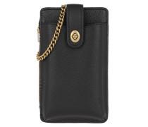 Smartphone Case Phone Crossbody Bag Black