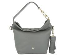 Saida Bag S Concrete Grey Hobo