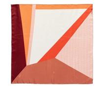 Tücher & Schals Colour Block Foulard Scarve
