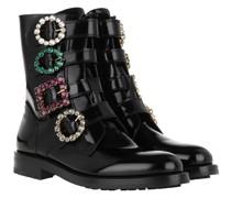 Boots Combat Ankle Nero