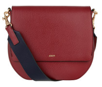 Rhea Shoulder Bag Dark Red Umhängetasche
