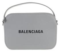 Umhängetasche Everyday Camera Bag Leather Grey/Black