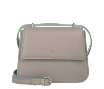 Helena Mini Crossbody Stone Grey