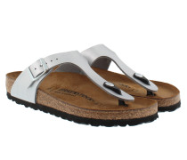 Gizeh BS Regular Fit Sandal Silver Sandalen
