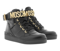 Sneakers - High Top Sneaker Black