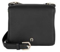 Tasche - Roma Small Crossbody Leather Black