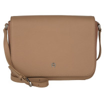 Juno Umhängetasche Bag Tan Brown braun