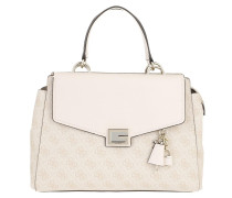 Tote Valy Large Girlfriend Satchel Bag Stone