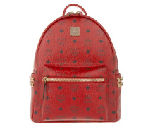 Stark Backpack Small Ruby Red Rucksack rot
