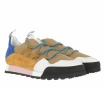Sneakers Chirpy Sneaker Leather Nylon Neoprene Mix