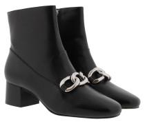 Vanessa Ankle Boot Black Schuhe