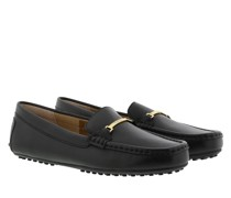 Schuhe Briony Casual Flats Leather Black
