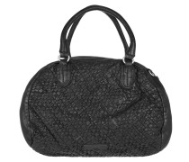 Muro Sheep / Woven Black Tote rot