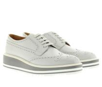 Loafers & Slippers - Calzature Donna Spazzolato Cristallo