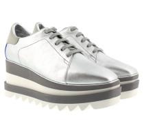 Elyse Platform Sneakers Silver Sneakerss silber|Elyse Platform Sneakers Silver Sneakerss schwarz