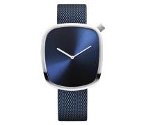Uhr Watch Classic Uni Blau