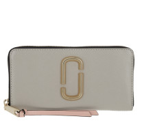 Portemonnaie Snapshot Standard Continental Wallet Leather Dust/Multi