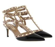 Pumps & High Heels Rockstud Ankle Strap Pump