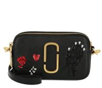 Hand To Heart Snapshot Bag Black