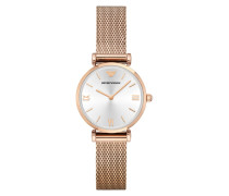 Armbanduhr - Ladies Gianni T-Bar Wristwatch Rosé