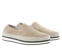 Slip On Suede Sneakers Desert Schuhe